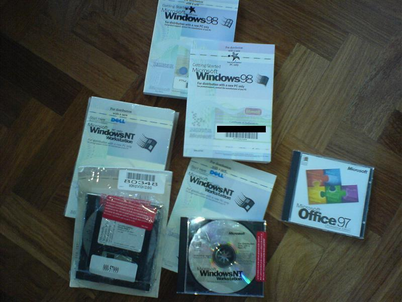 View topic - Old Microsoft software for sale - BetaArchive