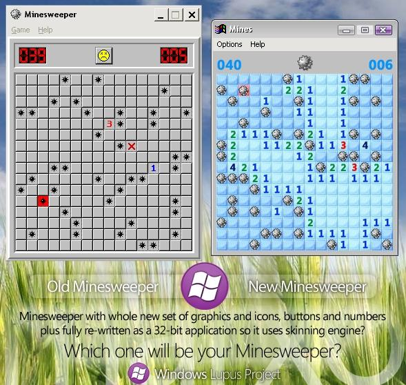 View topic - Windows Minesweeper [WLMS9] - BetaArchive