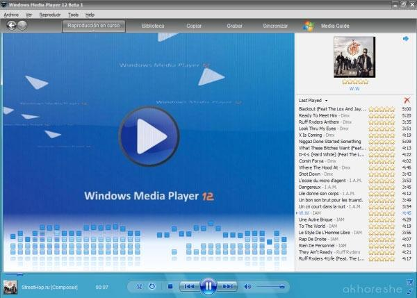 View topic - Windows Media Player 12 Beta 1 - BetaArchive
