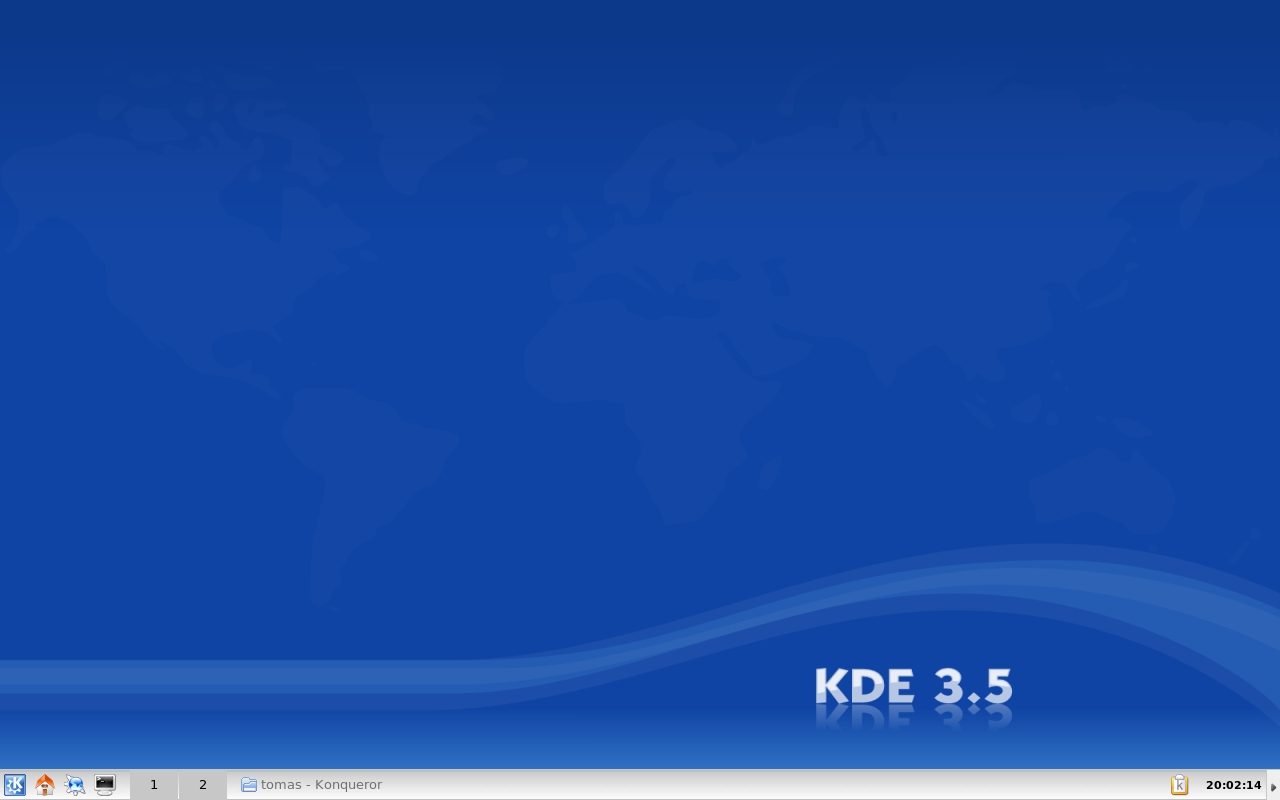 Installing OpenBSD 5.4 + KDE 3.5 ( startx method ). OpenBSD 5.4 download l