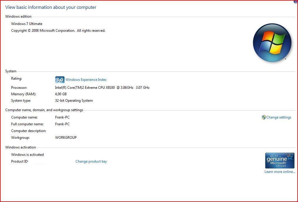 View topic - Windows 7 Build 7000 Genuine Activation