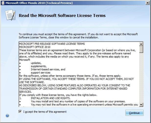 View topic - Office 2010 Beta 1 LEAK - BetaArchive