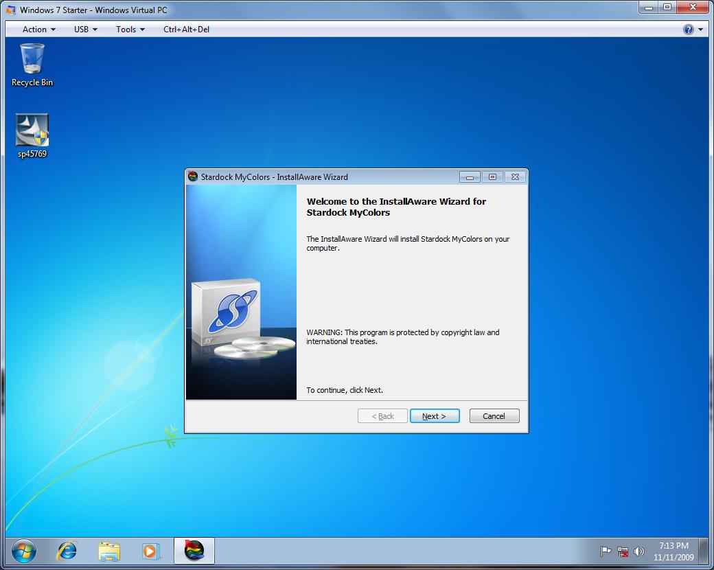 Windows 7 starter background changer software free - Windows 7 wallpaper changer software ...