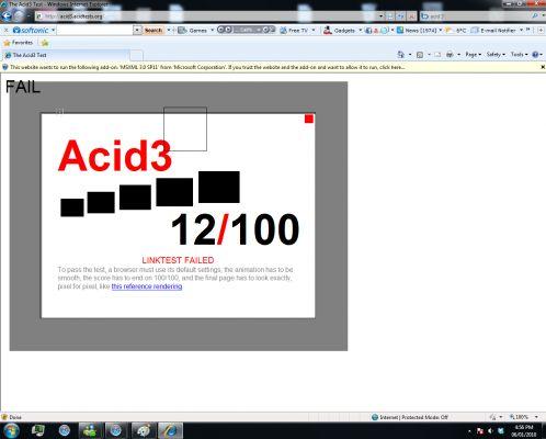 View topic - FireFox VS Safari - Acid3 Test