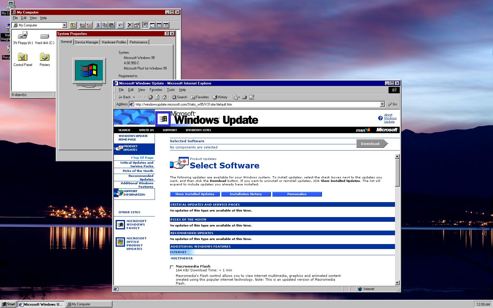 View topic - Windows 95 + Internet - BetaArchive