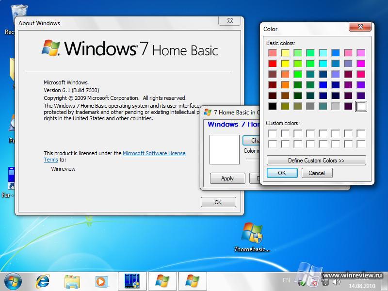 Windows 7 скачать торрент базовая - фото 5