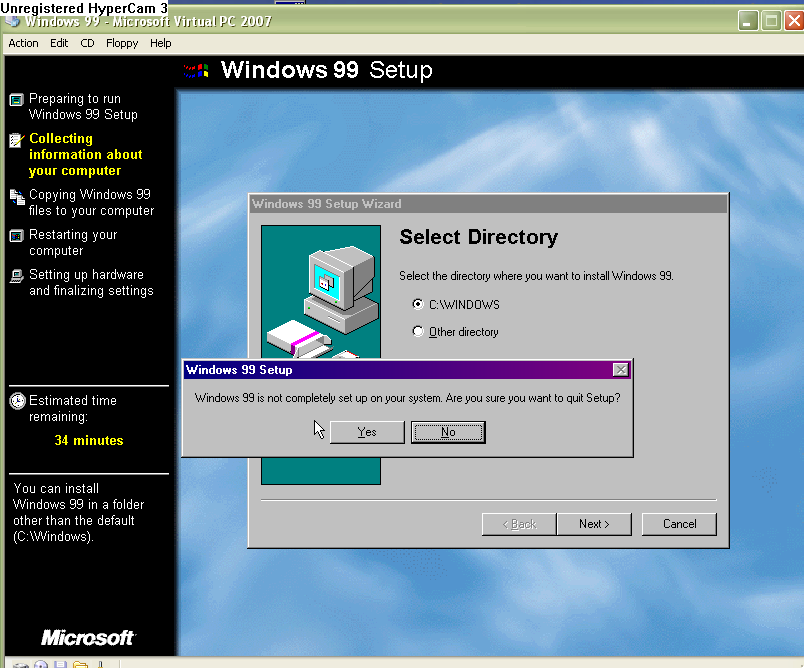 View topic screenshots hacked windows 98 fake for Window 98 iso