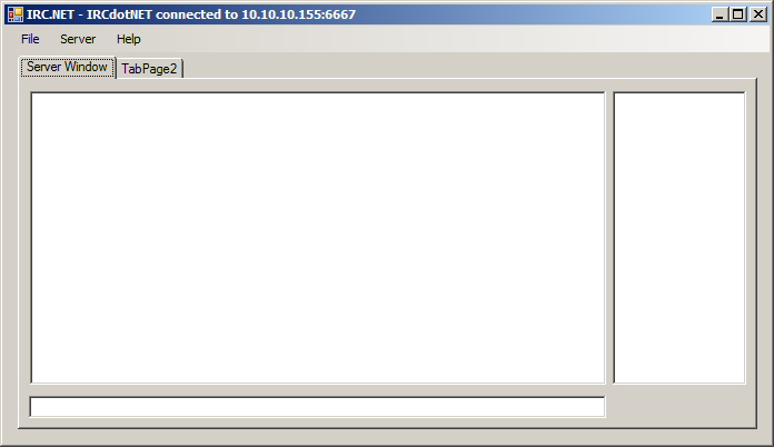 View topic - IRC NET - An IRC client for Windows - BetaArchive