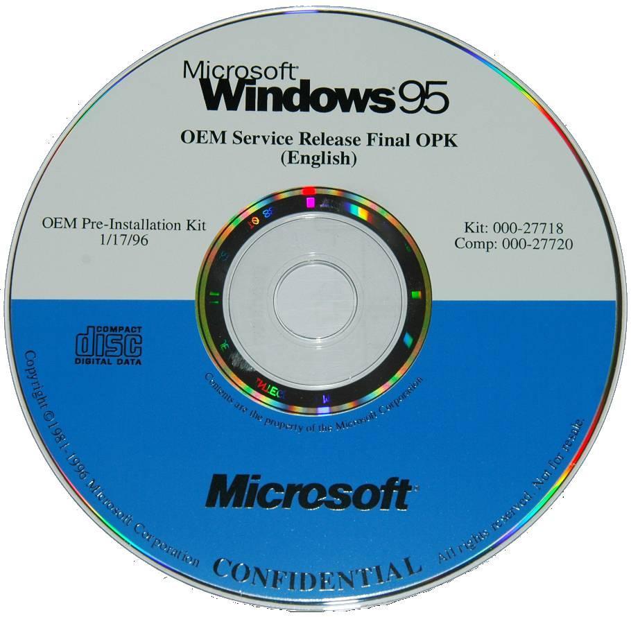 windows opk
