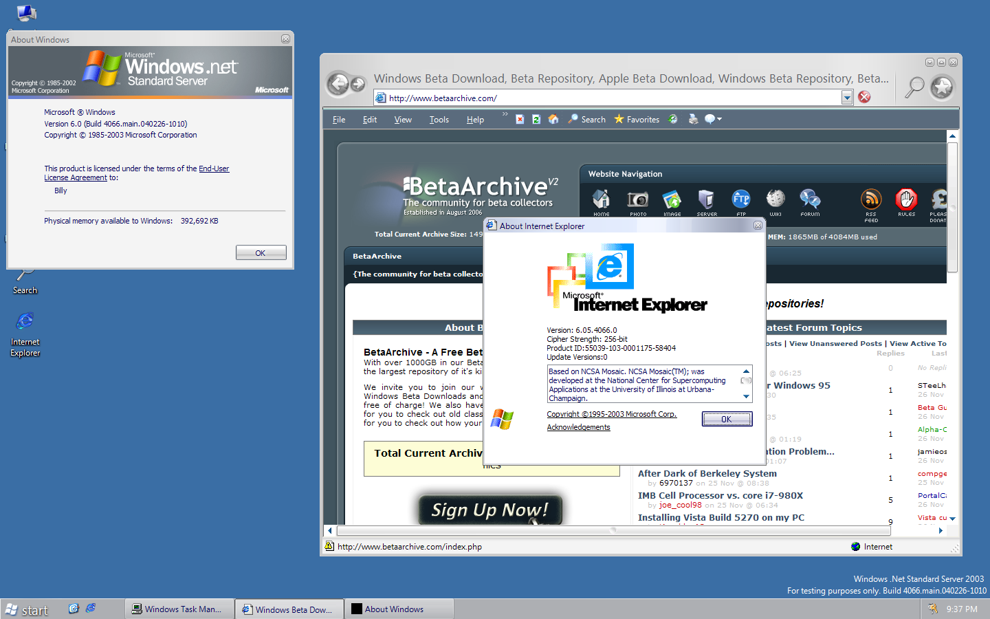 Download Internet Explorer 9 from Official Microsoft Download Center