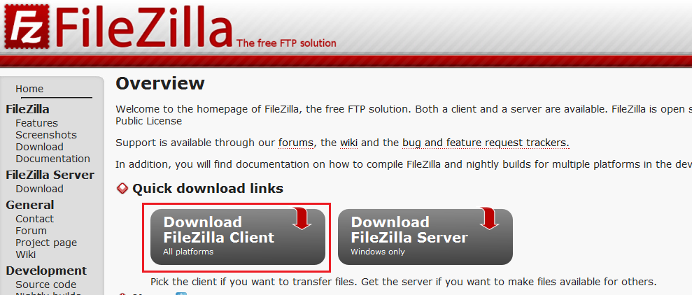 view topic how to use filezilla to connect to ba s ftp server