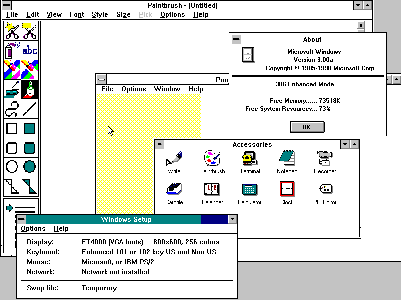 View topic - How to get Windows 3 0 working on Virtual PC - BetaArchive