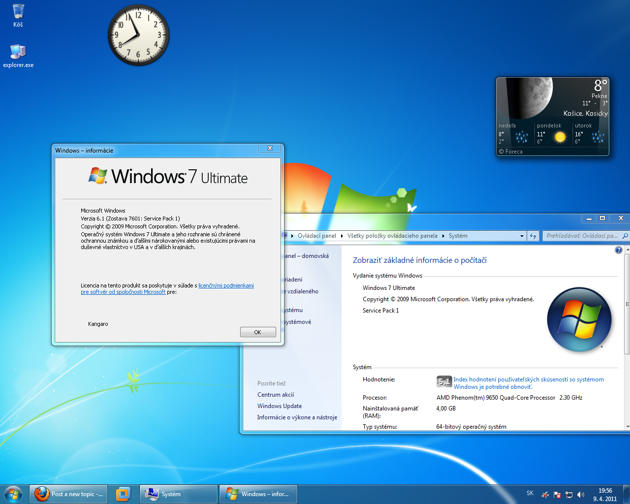 how to know the latest windows update on xp