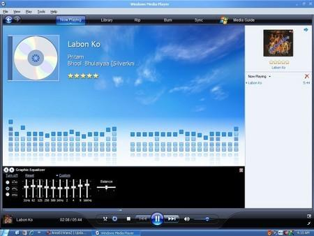 how to get visulisations for windows media player windows 7