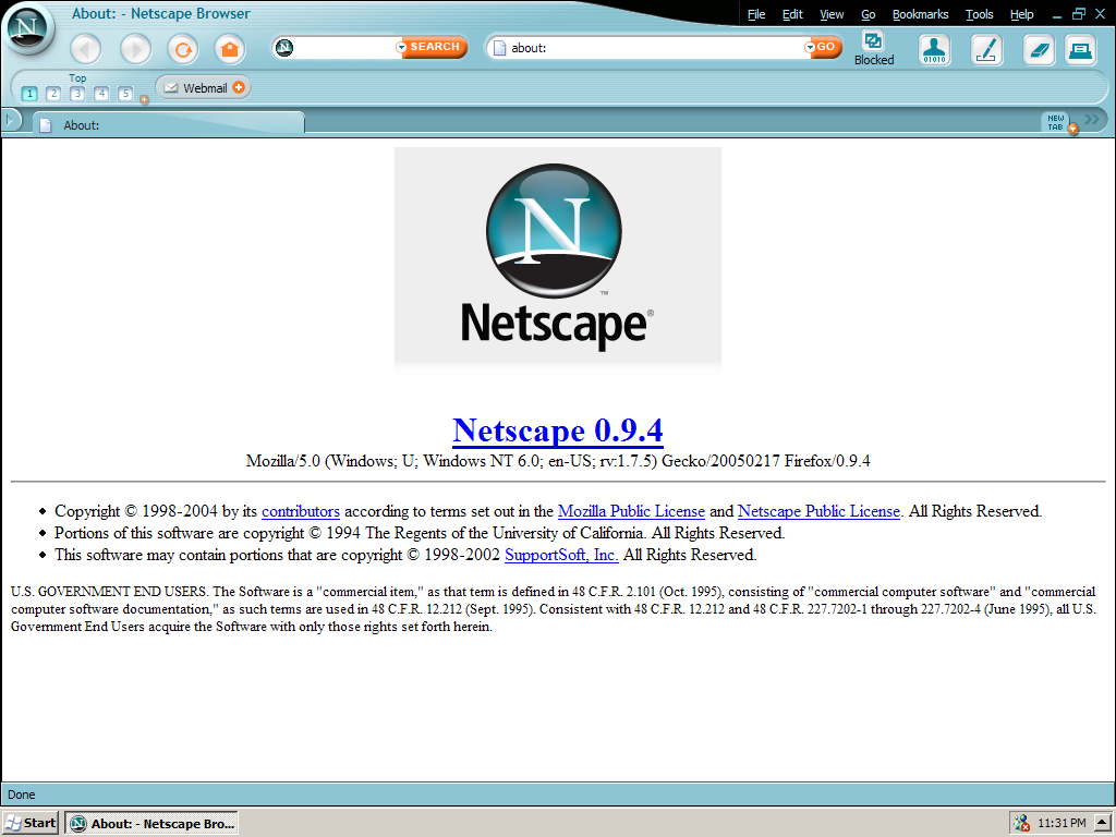 View topic - [offer] Netscape Browser Pre-Betas - BetaArchive