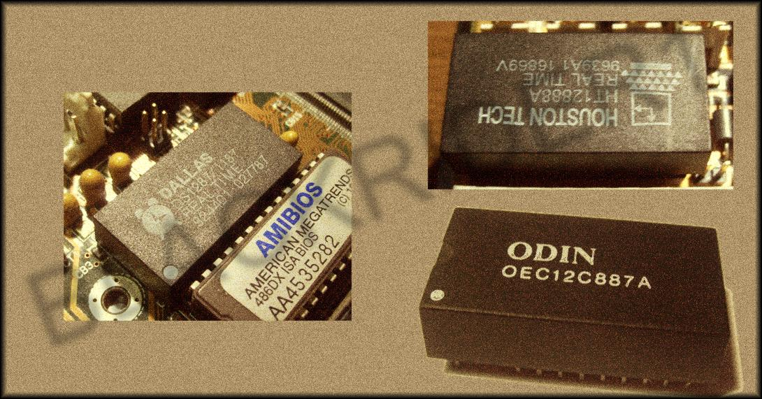 View topic - Tutorial: RTC replacement on older motherboards