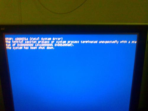 how to fix unexpected shutdown windows 7 ultimate