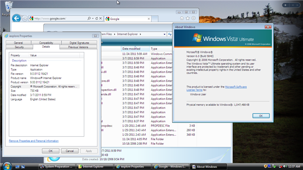 View topic - Install IE9, Windows Installler 4 5 on Vista