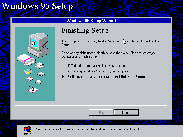 View topic - Windows 95 Build 1094 testing! - BetaArchive