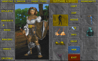 Early TES: Daggerfall demo - Page 2 - BetaArchive