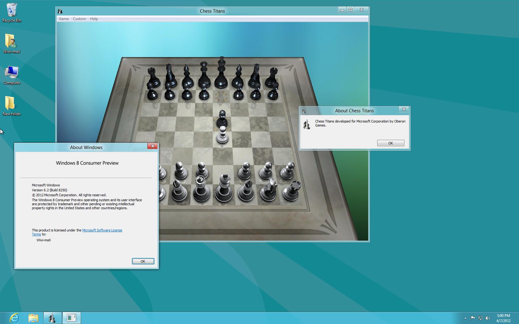 Игры от microsoft для windows 8 скачать