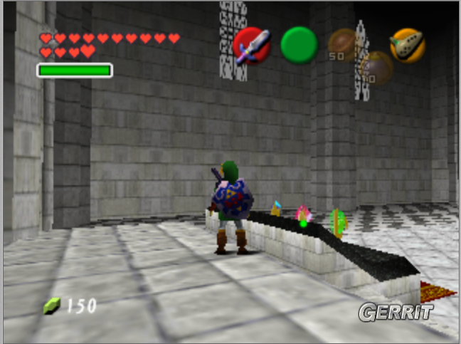 View topic - Zelda: Ocarina Of Time Master Quest DEBUG ROM