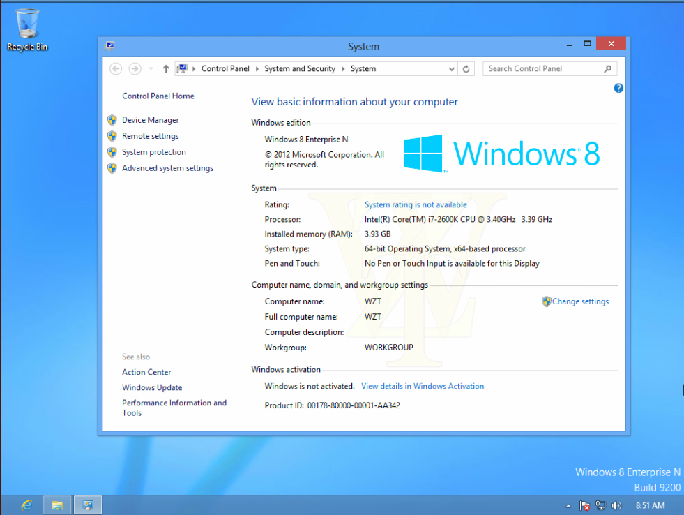 Leak Windows 8 6 2 9200 Enterprise N Betaarchive
