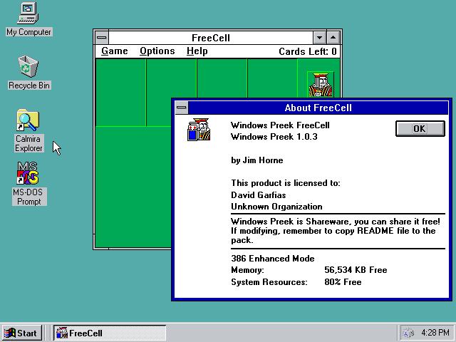 View topic - Windows Preek (modification of Windows 3 1