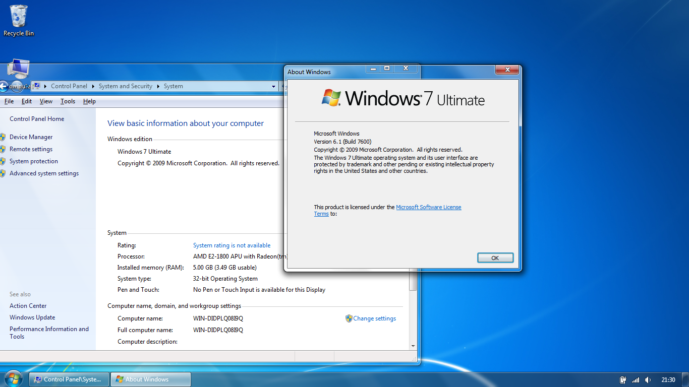 windows 7 ultimate product key  cnet