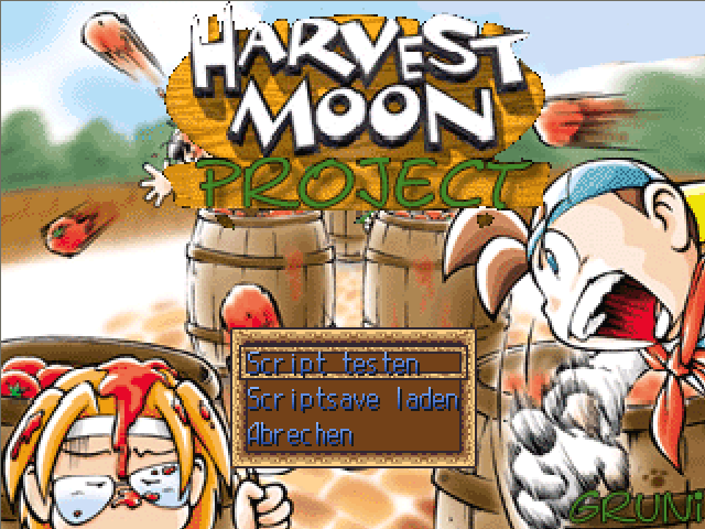 View topic - Harvest Moon Project (RPG Maker 2000 Game