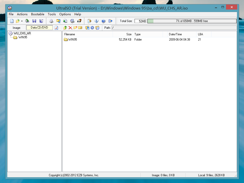 Windows 95 boot cd iso download erogonwheel for Windows 95 iso