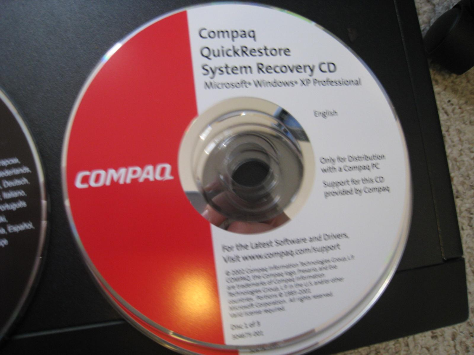 XP Home OEM Dell ISO