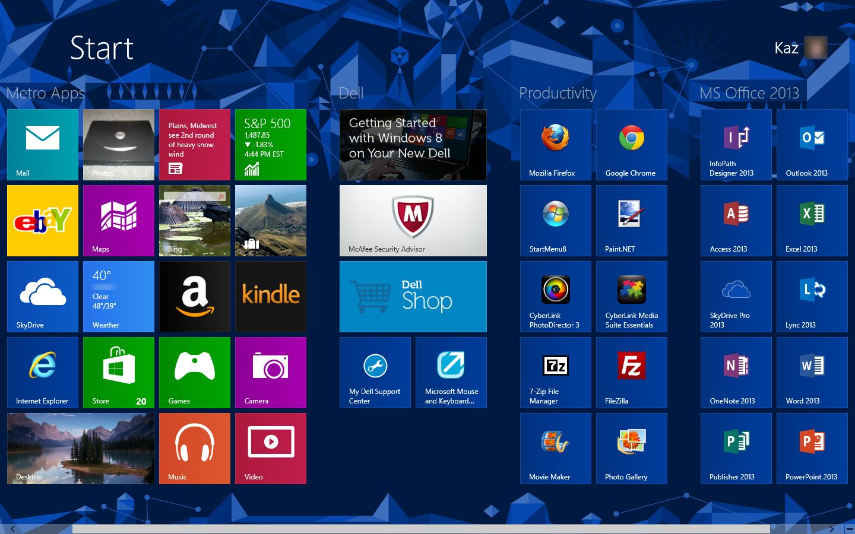 Dell XPS Wallpaper Windows 8 - WallpaperSafari