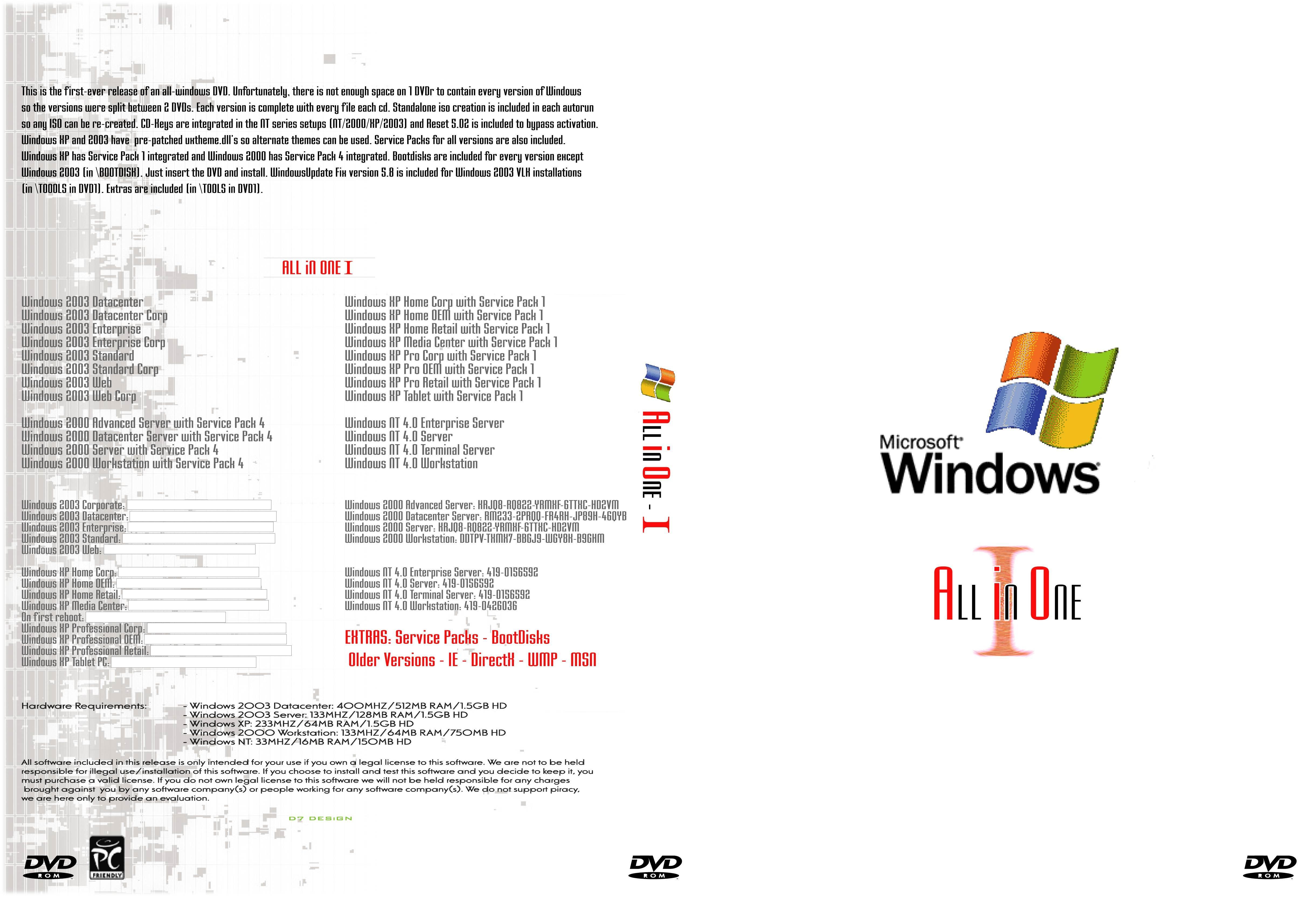 Windows 95 c booteable, mas programas para este OS La