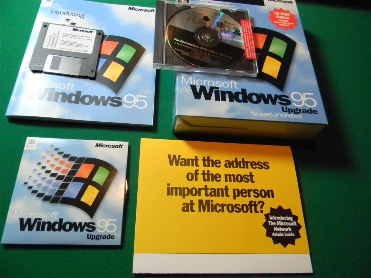 Windows 95 boot disk winworld | Download Windows 95 Virtualbox Image