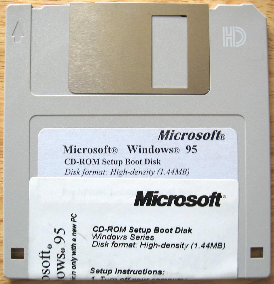 Windows 95 ISO Original Todo un clsico - Identi