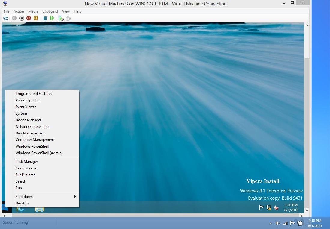 Windows 8 1 Enterprise Preview