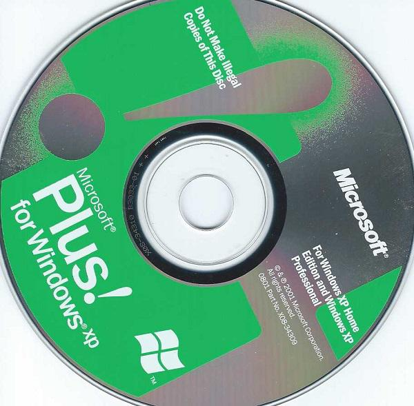 View topic - [OFFER] Microsoft Plus! for XP retail iso