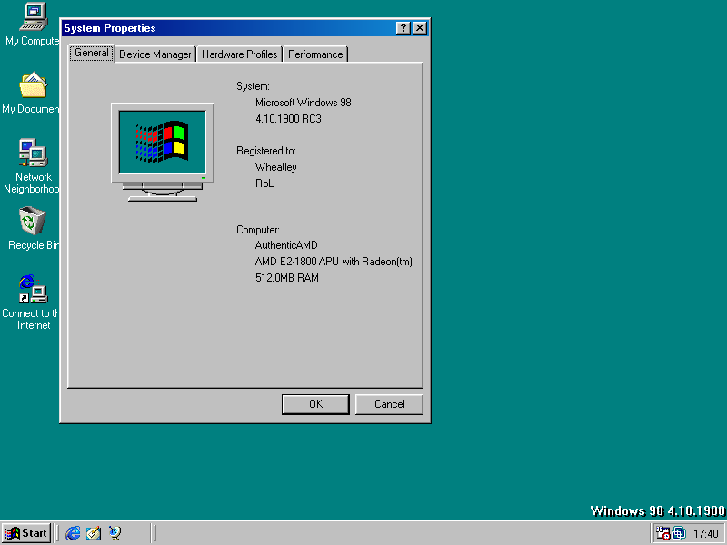View topic - Where are Windows 98 RC1, RC2 and RC3 builds
