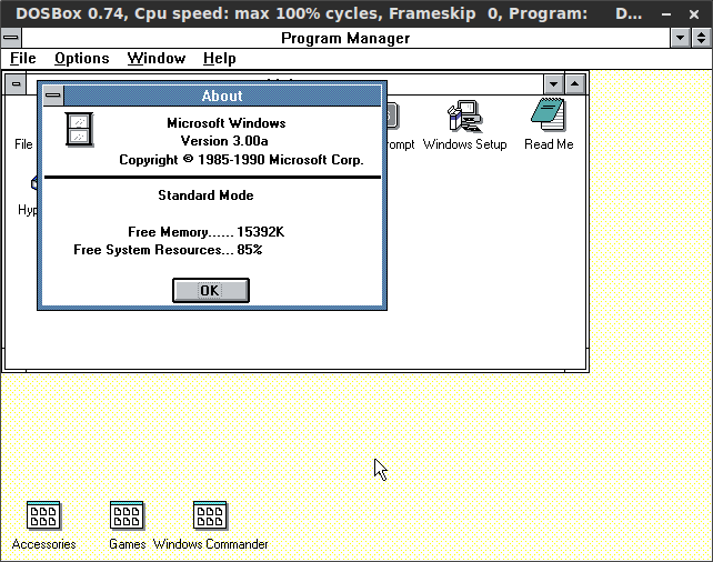 View topic - Windows 3 0 - BetaArchive