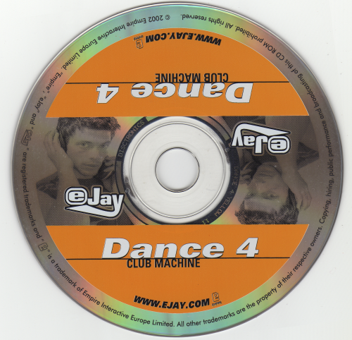 View topic - [REQUEST] Dance Ejay 1 (1997) - BetaArchive