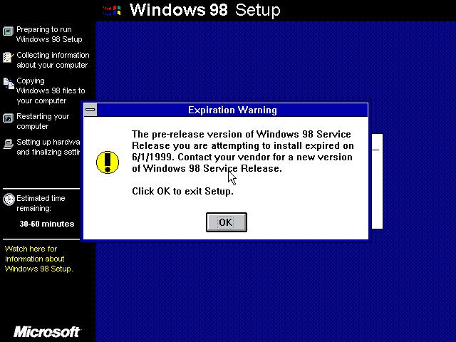 View topic - [OFFER] Microsoft Windows 98 SE (''Memphis