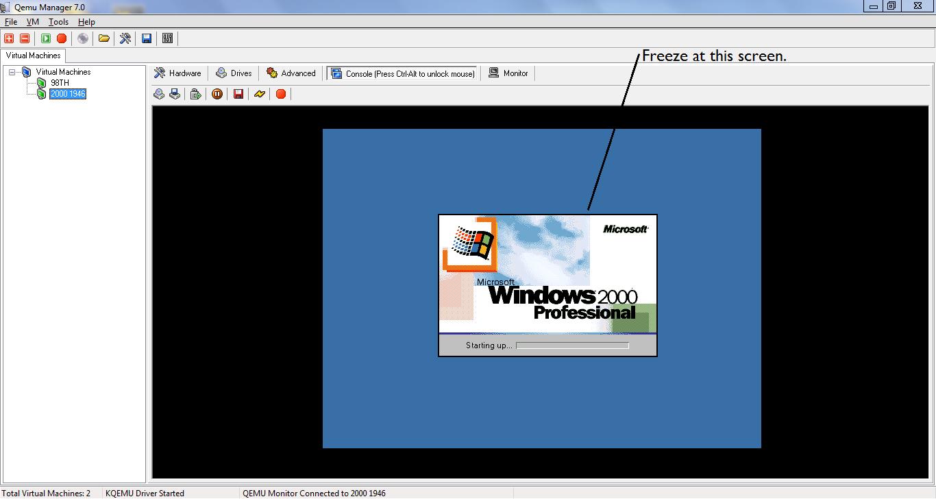View topic - Windows 2000 build 1946 in QEMU - BetaArchive