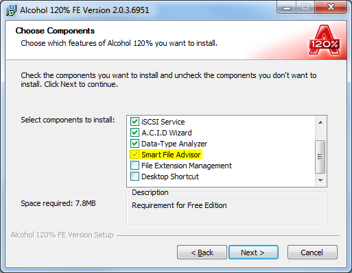 alcohol 120 free download windows 7 64 bit
