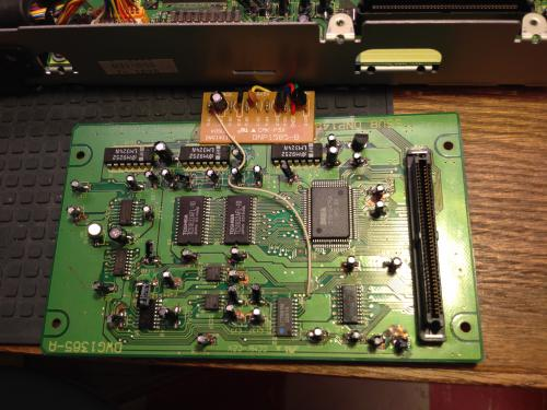 Pioneer CLD-A100 Sega PAC-S10 Repair | ASSEMbler - Home of