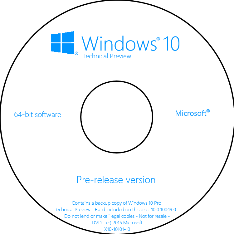 how to download windows 10 onto a disk