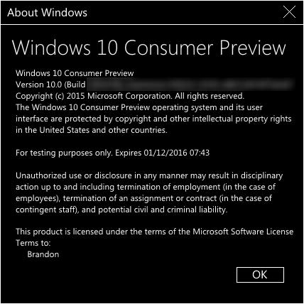 uservoice windows 10