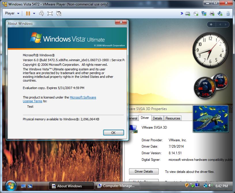 View topic - Enabling Aero in Windows Vista 50xx+ x86