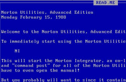 norton utilities 15