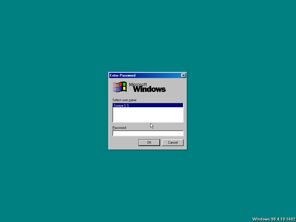 view topic windows 98 build 1602 logon screen betaarchive